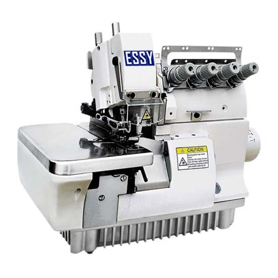 Máy vắt sổ ESSY đầu cao mô tơ liền trục 2 kim 4 chỉ  ES5214D