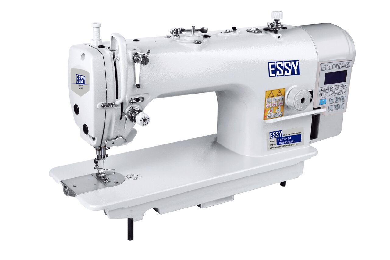 Máy 1 kim điện tử ESSY chân bàn đồng bộ ES7903-D3/