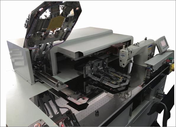 Máy gắn túi tự động ESSY ES-2000AT