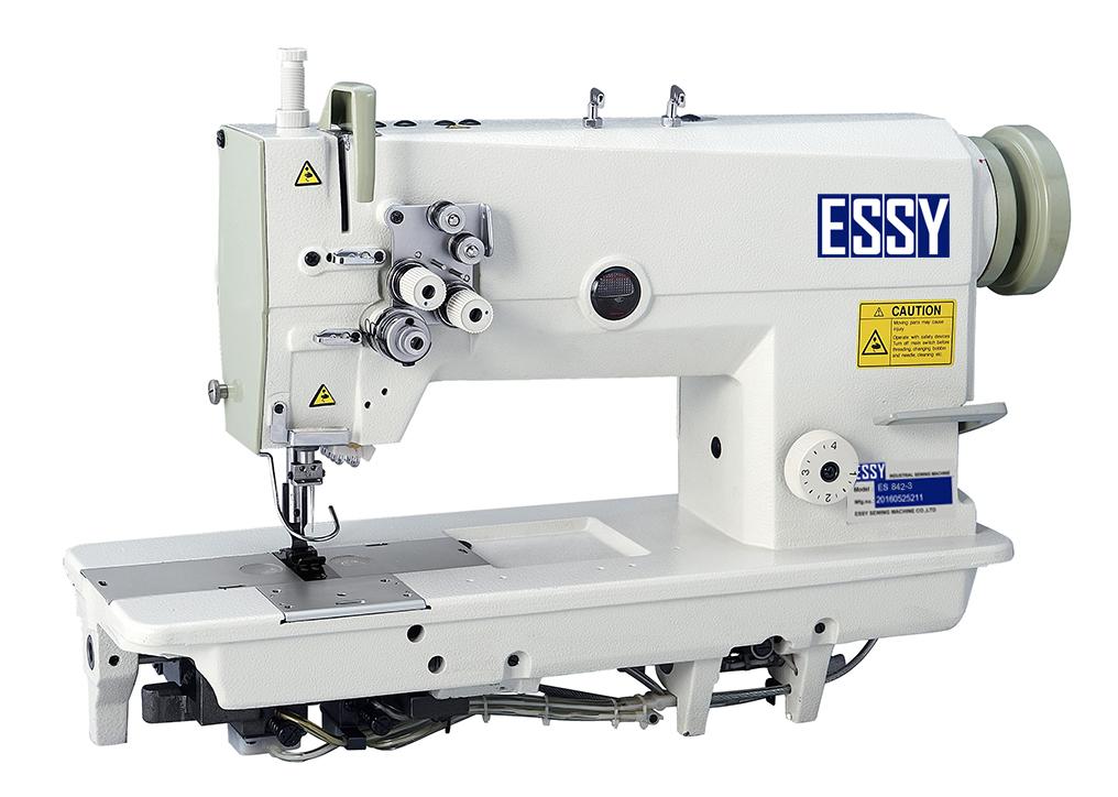 Máy 2 kim cố định mô tơ liền trục, ổ nhỏ ES842-5D