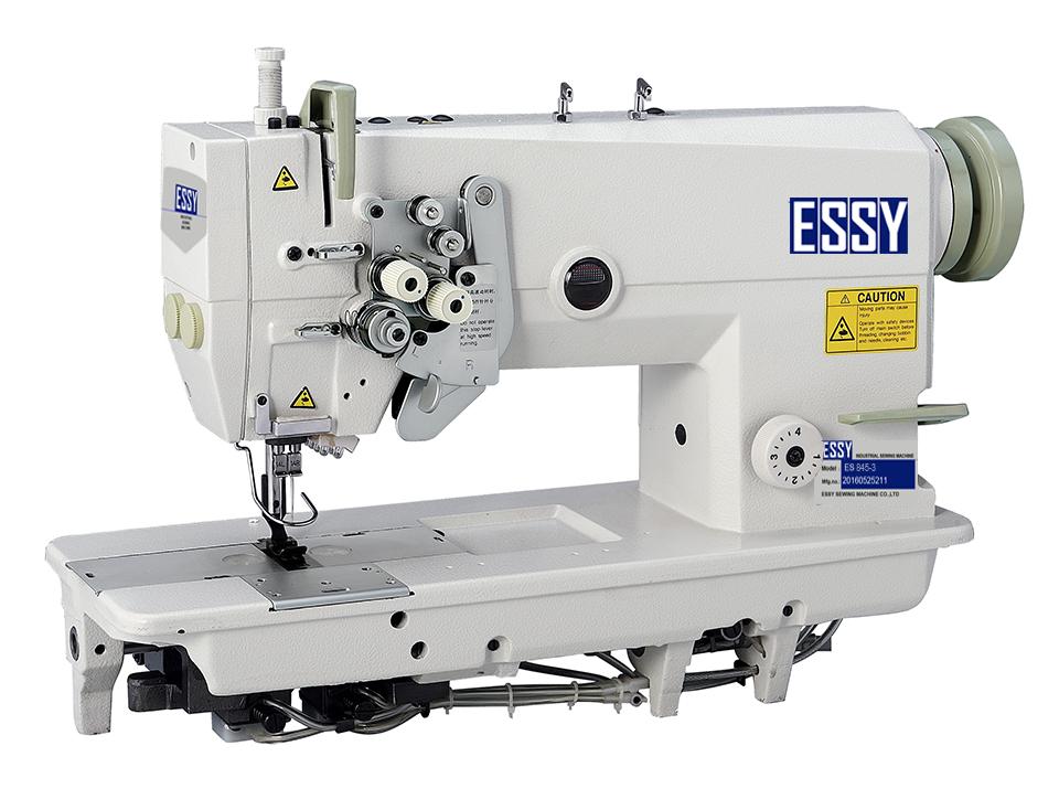 Máy 2 kim di động mô tơ liền trục, ô nhỏ ES845-5D