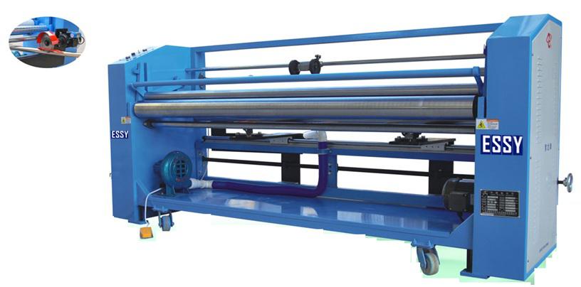 Máy cuộn vải xả vả đa năng ESSY ES680-2A