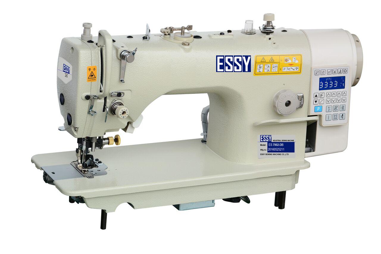 Máy 2 kim may xén điện tử chân bàn đồng bộ ESSY ES