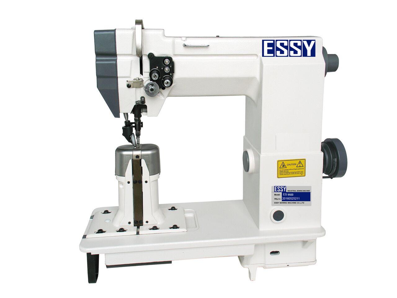 Máy 2 kim trụ ESSY chân bàn đồng bộ ES9920