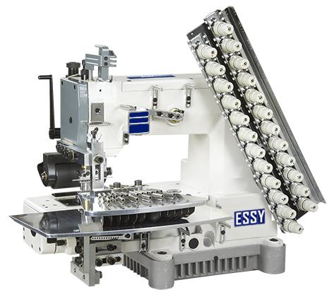 Máy Kansai chân bàn đồng bộ ESSY ES008-12032P-VPT