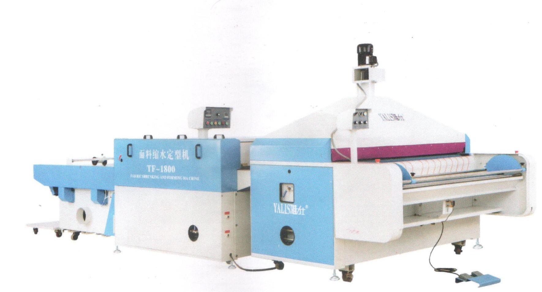 Máy xử lý độ co của vải